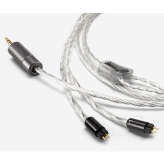 Astell&Kern Crystal Cable Next, Custom IEM 2-Pin / 2.5 mm Jack