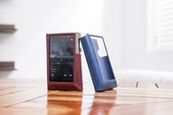Astell&Kern AK320 case, Burgundy