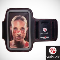 Yurbuds Ironman Armband iPhone 5